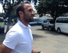 José Contreras se encuentra suspendido provisionalmente por un caso de analítico adverso. (Foto Prensa Libre: Hemeroteca PL)