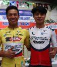 Edwin Sam y Brayan Sacor están motivados por la propuesta y previo buscarán ser medallistas en los Juegos Nacionales. (Foto Prensa Libre: Raúl Juárez)