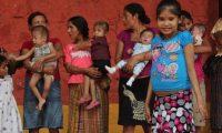 Aunque los niños son los más vulnerables a la desnutrición aguda, la falta de alimentos pone en riesgo también a los adultos. (Foto Prensa Libre: Hemeroteca PL)