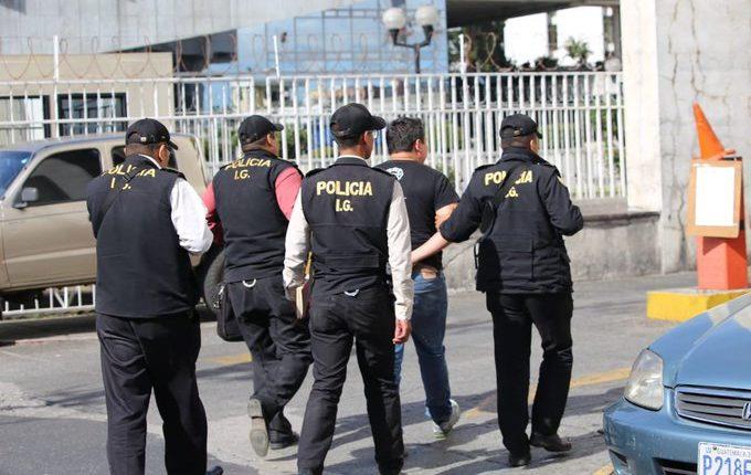PNC defiende que sus agentes e investigadores tienen la preparación para cumplir con su mandato. (Foto Prensa Libre: Hemeroteca PL)