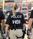 Con 680 arrestos, la de esta semana fue la redada más grande de ICE en un solo estado. (Foto Prensa Libre: ICE)