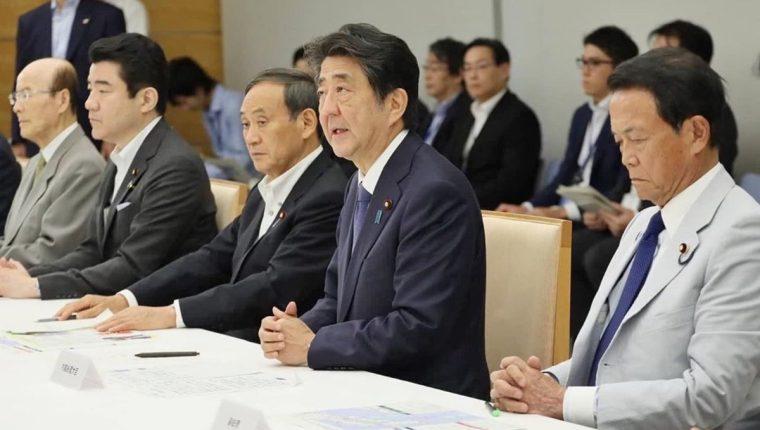 Shinzo Abe, Primer Ministro de Japón tiene objetivos clave para el G7. (Foto Prensa Libre: Twitter @AbeShinzo)