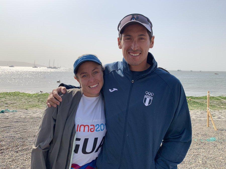 Isabella Maegli sigue los pasos de su hermano al clasificar a los Juegos Olímpicos Tokio 2020