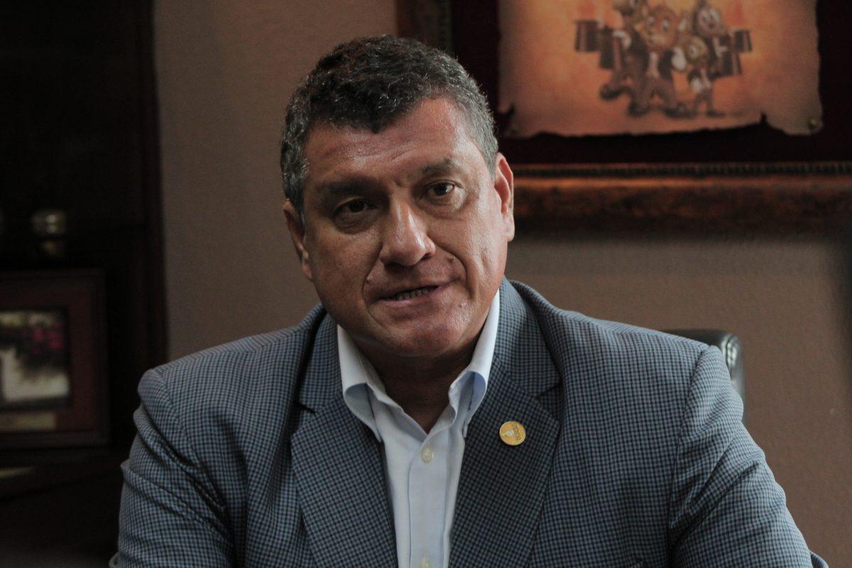 Así vive el vicepresidente electo Guillermo Castillo los últimos días en la Cámara de Comercio
