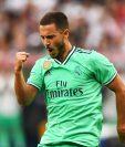 Eden Hazard portará en su camiseta el número 7, el mismo que usó Cristiano Ronaldo. (Foto Prensa Libre: EFE).