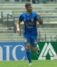 El delantero francés Andre-Pierre Gignac de Tigres ha marcado una historia en el futbol mexicano. (Foto Prensa Libre: Twitter Tigres)
