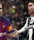 Cristiano Ronaldo se refirió a Lionel Messi como alguien positivo en su carrera. (Foto Prensa Libre: Hemeroteca PL)