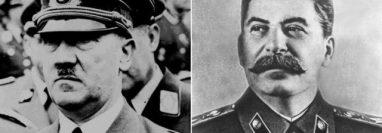 Hitler y Stalin. Su historia sigue en disputa.