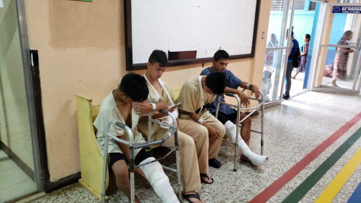 Pacientes del Hospital Regional de Quiché deben esperar más de un mes por una cirugía