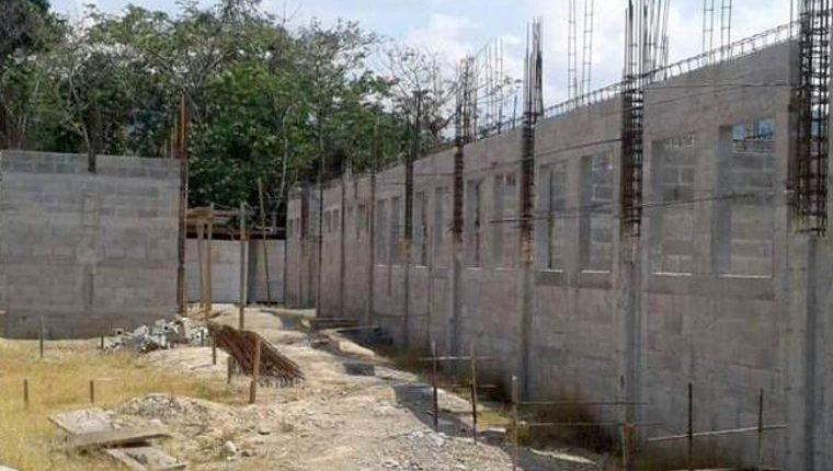 La Red Departamental de Auditoría Social  señala retroceso, porque cada año se dejan de ejecutar unos Q50 millones en Huehuetenango, el segundo departamento con más fondos asignados para la inversión en obras. (Foto Prensa Libre: Hemeroteca PL)