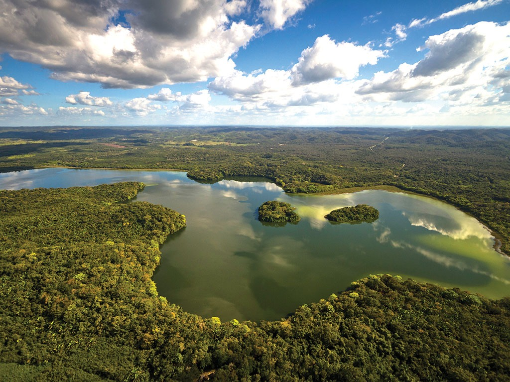 Laguna del Tigre: Así es la joya natural aprovechada por el narcotráfico