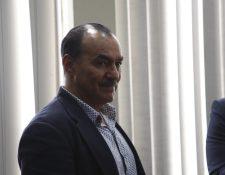 El empresario Jaime Ramón Aparicio Mejía. (Foto Prensa Libre: Noé Medina)