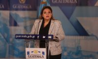 Sandra Jovel es la titular del Ministerio de Relaciones Exteriores de Guatemala. (Foto HemerotecaPL)