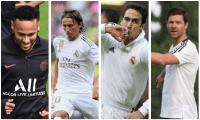 Los futbolistas han tenido constantes problemas fiscales en sus ligas. (Foto Prensa Libre: Hemeroteca)