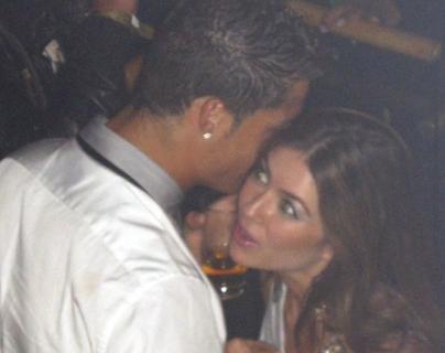 Cristiano Ronaldo y la estadounidense Kathryn Mayorga se conocieron en Las Vegas en 2009. (Foto Prensa Libre: Hemeroteca PL)