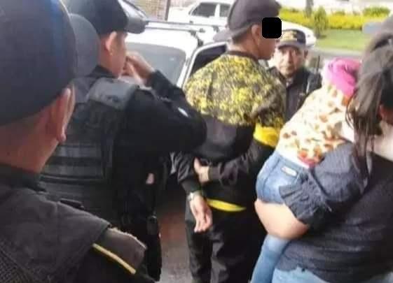 Detienen a jugador del Deportivo Marquense por amenazar con una pistola a una persona en Xela