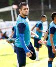 El paraguayo Lauro Cazal dijo que a estas alturas de su vida futbolística lo único que busca es acumular campeonatos. (Foto Prensa Libre: Eduardo Sam Chun)