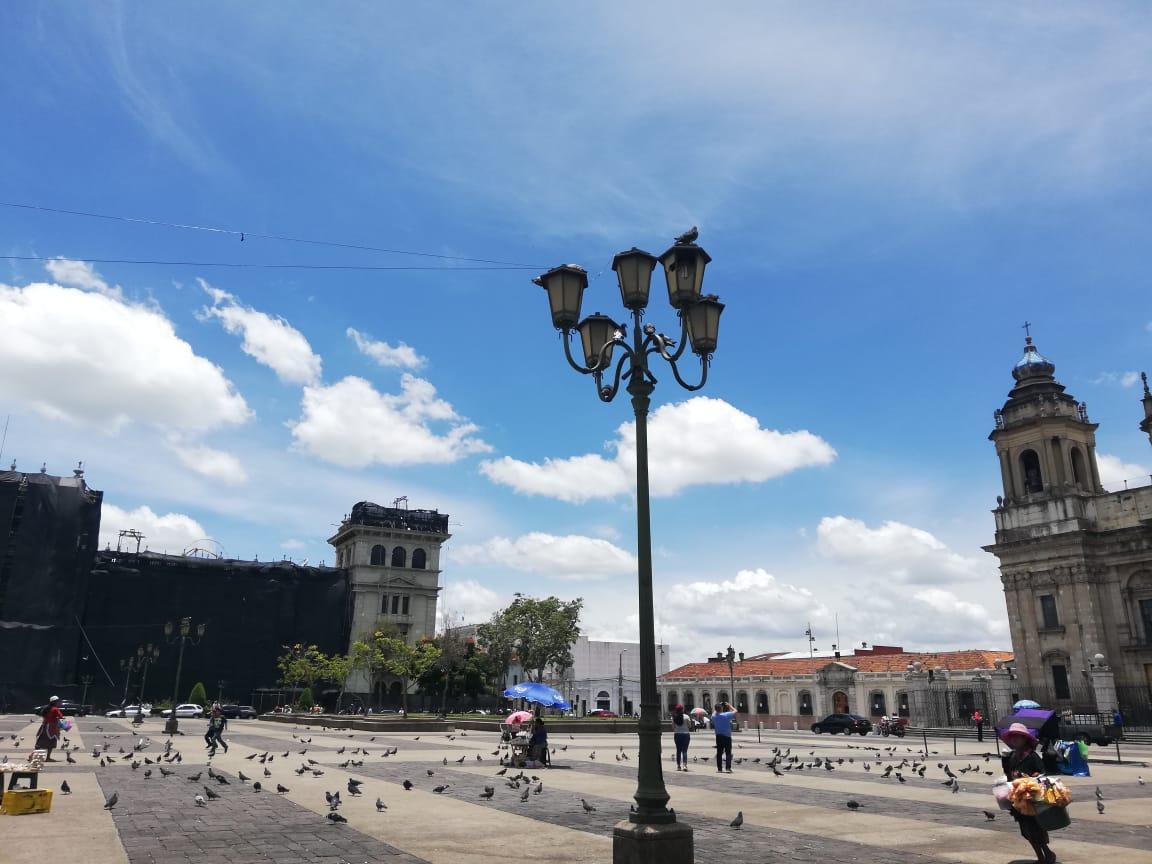 Acuerdo obliga a la comuna a darle mantenimiento a los parques Colón y Centenario
