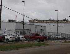 Fábrica Peco en Canton, Misisipi, donde e pasado 7 de agosto unos 200 guatemaltecos fueron arrestados, al igual que en otras cinco ciudades. (Foto Prensa Libre: Hemeroteca PL)