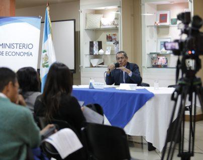 José Ramón Lam, viceministro de Inversión y Competencia, comentó que durante el XIII Foro Centroamericano de Competencia se analizará la competencia como factor clave de desarrollo económico,  (Foto Prensa Libre: Cortesía Mineco)