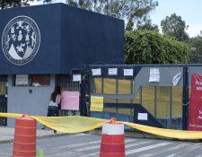 La Universidad de San Carlos fue tomada por los líderes estudiantiles desde el 27 de julio y hasta el momento no hay fecha para abrirla nuevamente (Foto Prensa Libre: Juan Diego González)