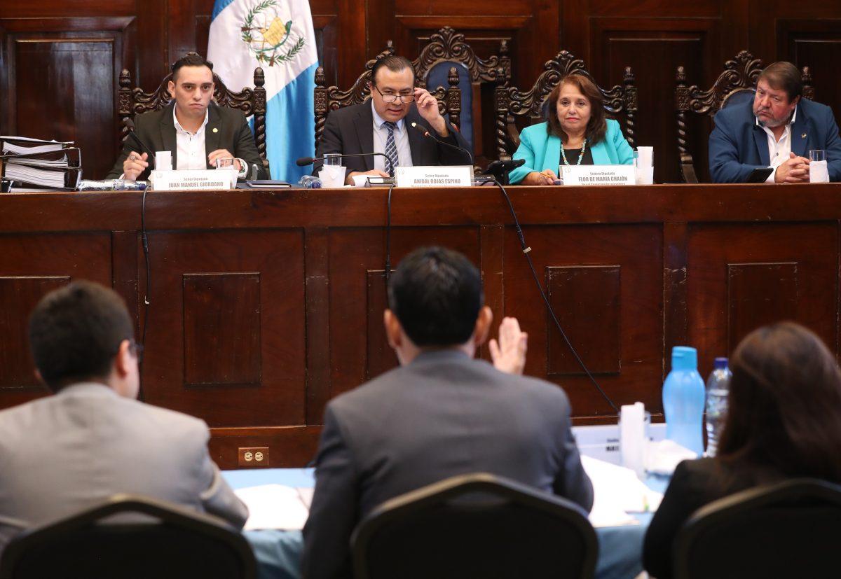 Diputados recomiendan mantener inmunidad al ministro de Economía
