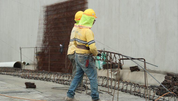 Los precios de los materiales para la construcción reflejaron estabilidad en el 2019, según el Índice de Precios de Materiales de Construcción (IMPC), según el INE. (Foto Prensa Libre: Hemeroteca)