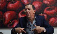 El ministro de Finanzas Públicas, Álvaro González Ricci, afirmó que las compras se efectuaron cuando no estaba vigente las normas de contención. (Foto Prensa Libre: Hemeroteca PL)