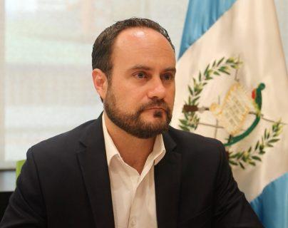 Pedro Brolo, canciller del gobierno de Alejandro Giammattei, quien asumirá el 14 de enero del 2020. (Foto Prensa Libre: Érick Ávila)