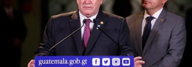 Alejandro Giammattei ,   presidente electo de Guatemala. (Foto Prensa Libre: Hemeroteca PL)