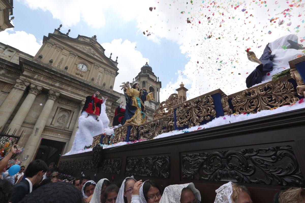 Fotogalería: una fiesta para la Virgen de la Asunción