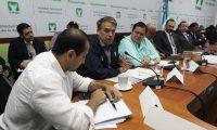 Autoridades del Inde fueron citados al Congreso el 26 de julio  para aclarar temas relacionados a la contratación de energía solar y con gas. (Foto, Prensa Libre: Óscar Rivas).