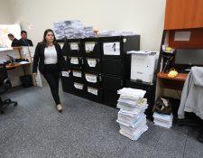 Las audiencias señaladas para conocer casos relacionados a la aplicación de la Ley de Simplificación, Actualización e Incorporación Tributaria se han postergado por la crisis sanitaria. (Foto Prensa Libre: Hemeroteca)