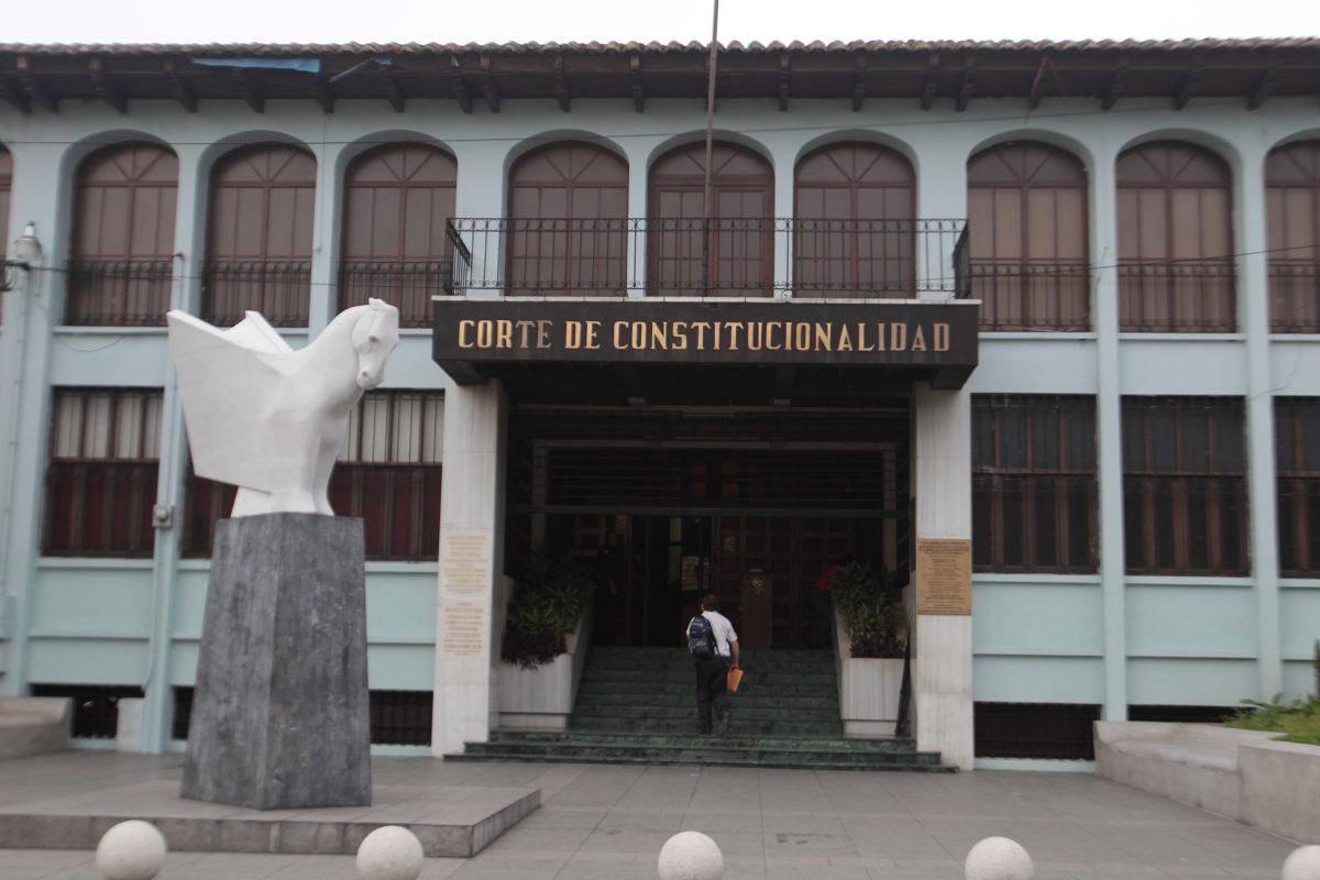 CC suspende elección de magistrados de CSJ y Apelaciones en el Congreso