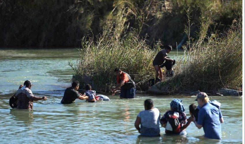 Tragedia se repite: Buscan a niño migrante de 3 años desaparecido en el Río Bravo