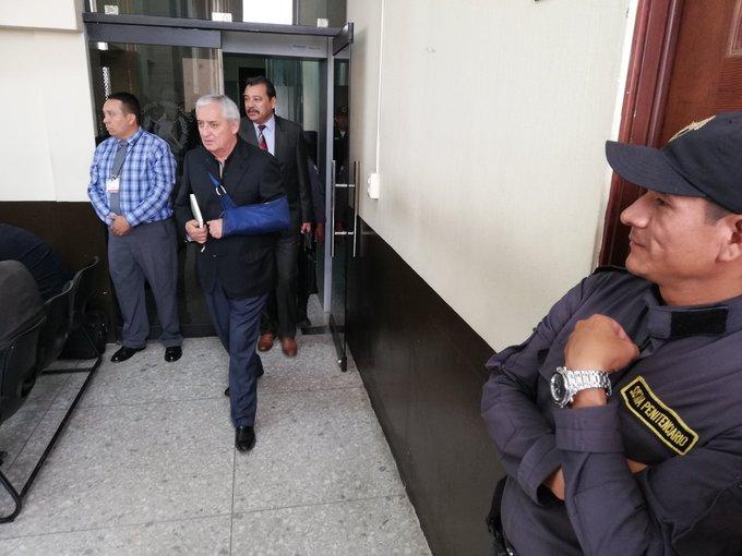 Jueza declara en rebeldía a dos sindicados en el caso Red de poder, corrupción y lavado