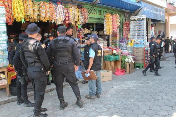 La Coincon es la entidad interinstitucional que coordina acciones anticontrabando. (Foto, Prensa Libre: Hemeroteca PL).
