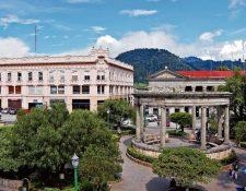 Uno de los destinos que buscaban visitar los salvadoreños en esta temporada del 2019 era Quetzaltenango. (Foto, Prensa Libre: Hemeroteca PL).