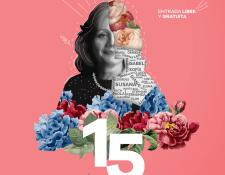 El FIPQ será dedicado a la poeta Ana María Rodas, así como a las mujeres desaparecidas y a las que mantienen la búsqueda. (Foto Prensa Libre: cortesía)