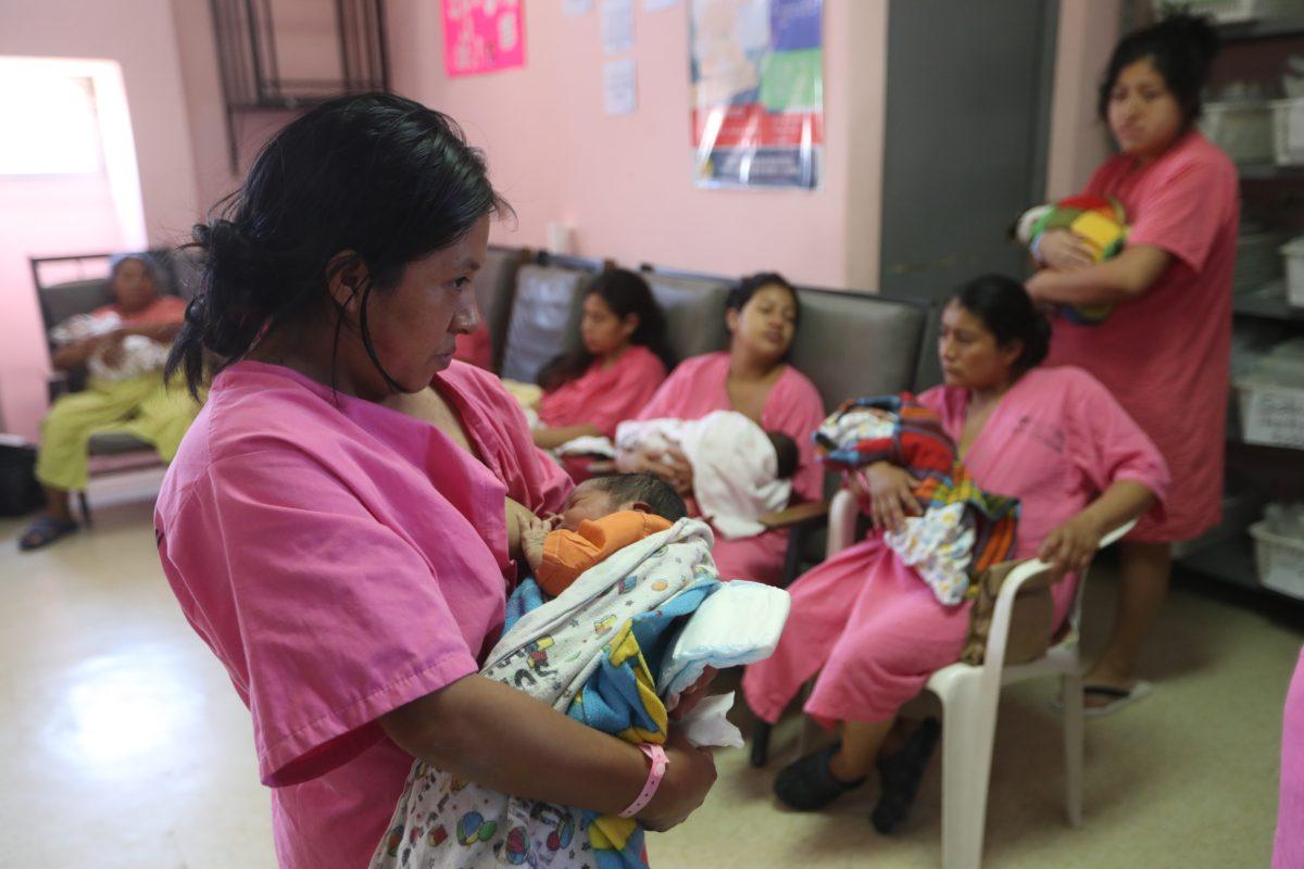 Con una mamatón conmemoran la Semana Mundial de la Lactancia Materna