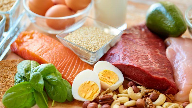 Las dos fuentes de proteínas son el animal y la vegetal. (Foto Prensa Libre: Servicios).