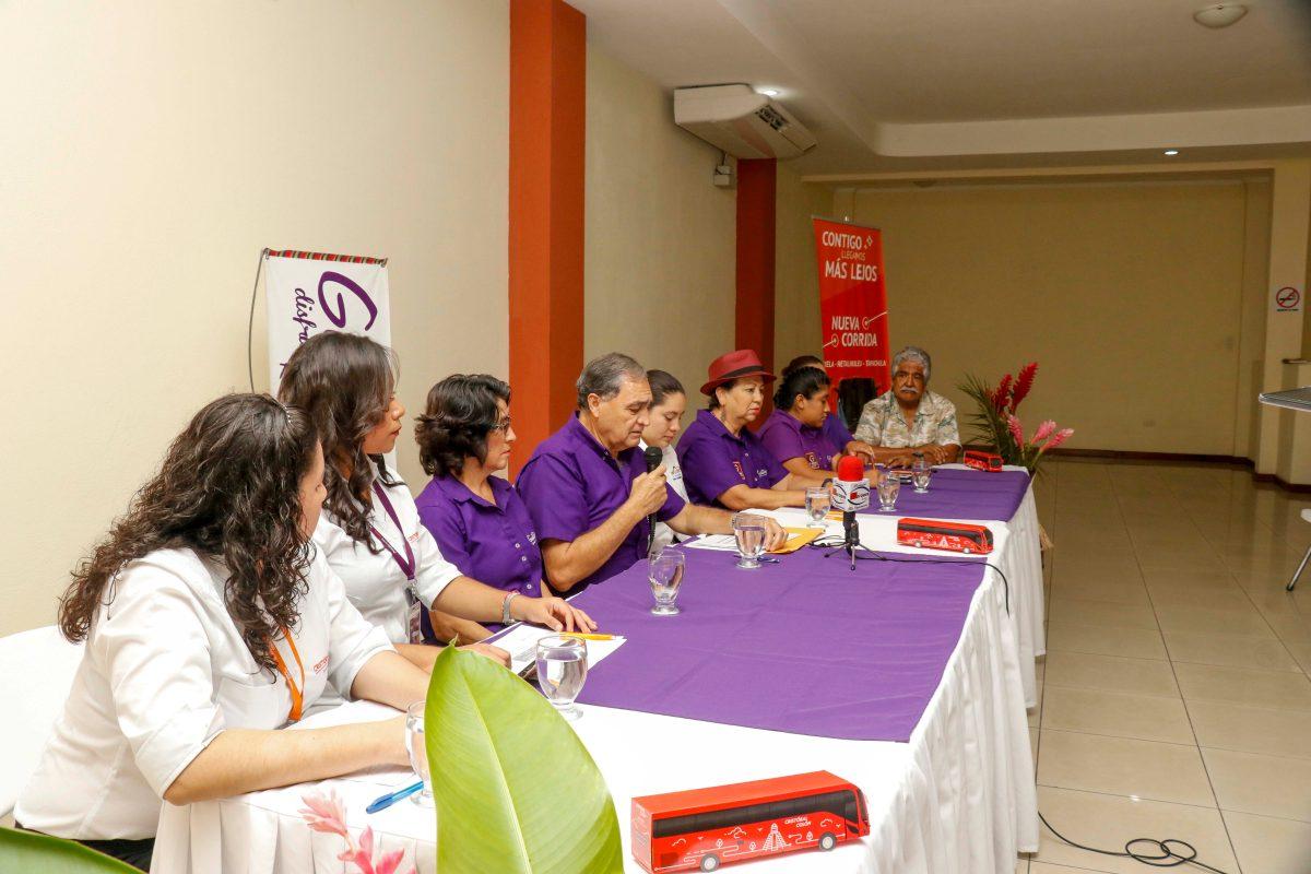 Corredor turístico entre Retalhuleu, Quetzaltenango y Tapachula empieza el 15 de agosto