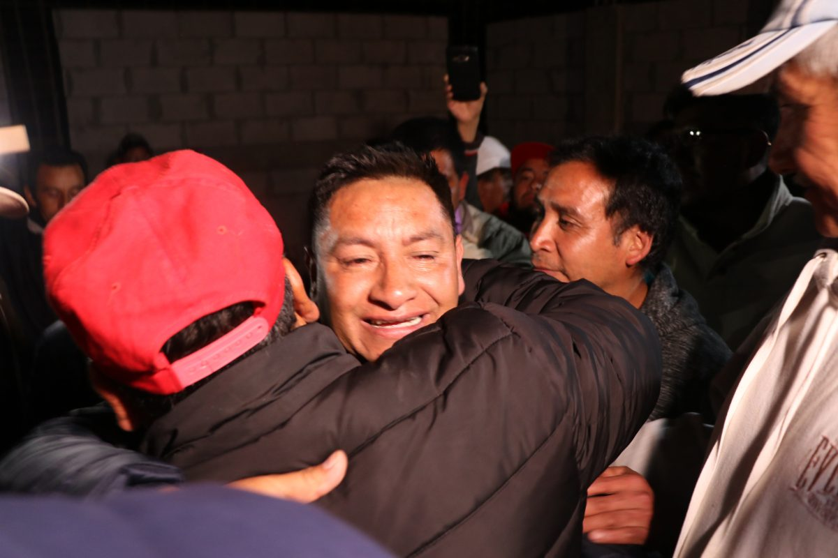 Exadillas Ramos gana las elecciones de Esquipulas Palo Gordo, San Marcos