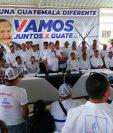 Alejandro Giammattei obtuvo en el departamento de Quetzaltenango el 70 por ciento de los votos. (Foto Prensa Libre: Archivo PL)