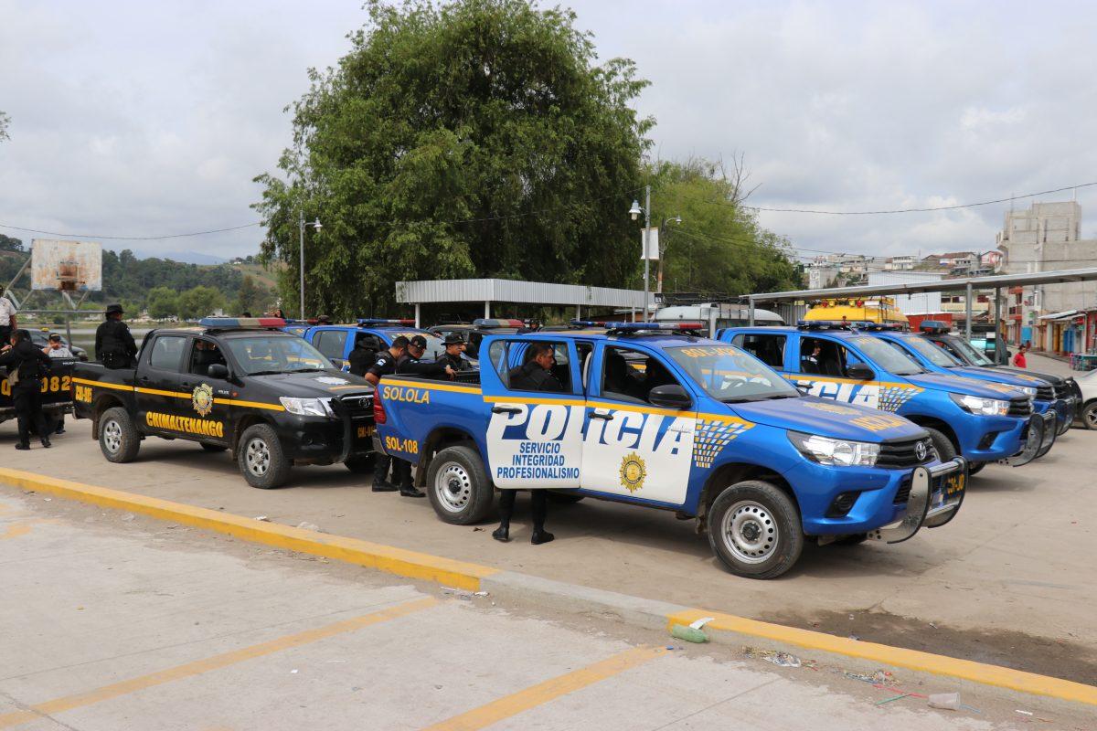 Racionamiento de combustible para autopatrullas de la PNC impactará en la seguridad