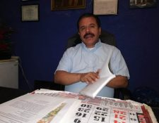 Juan Fernando López gobernará Quetzaltenango del 2020 al 2024. (Foto Prensa Libre: Mynor Toc)