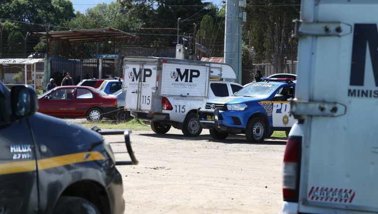Varios reos perdieron la vida en la Granja Modelo de Rehabilitación Cantel, en Cantel, Quetzaltenango. (Foto: Hemeroteca PL)