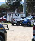 Un reo se habría quitado la vida en el interior de la Granja Penal de Cantel, Quetzaltenango. (Foto Prensa Libre: Mynor Toc)