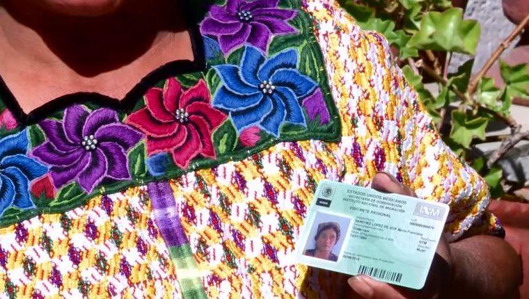 El Instituto Nacional de Migración suspendió la emisión de la  Tarjeta de Visitante Regional a los Guatemaltecos. (Foto Prensa Libre: Tomada de Youtube)