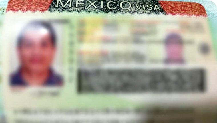 Consulado de México en Quetzaltenango cambia la modalidad para tramitar la visa mexicana. (Foto Prensa Libre: Hemeroteca PL)